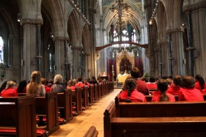 Easter Welcome Mass