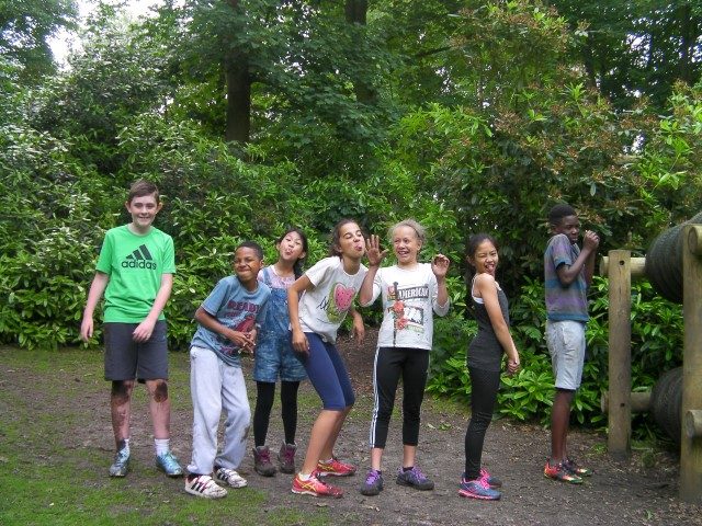 Y6 Hill Top Thursday 28/06/2016